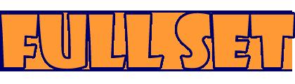 Логотип интернет магазина FULL SET